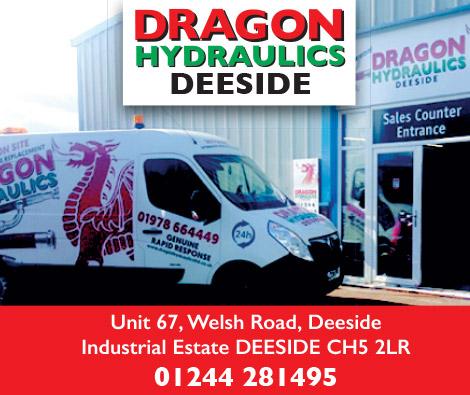 Dragon hydraulics deeside
