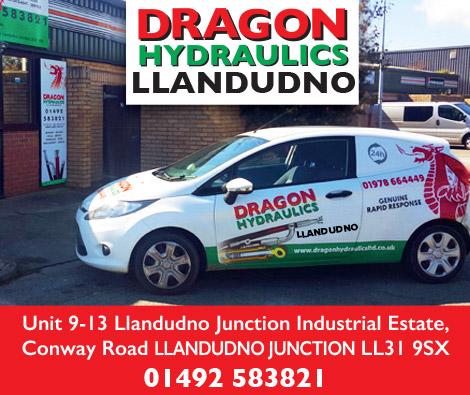 Dragon hydraulics llandudno