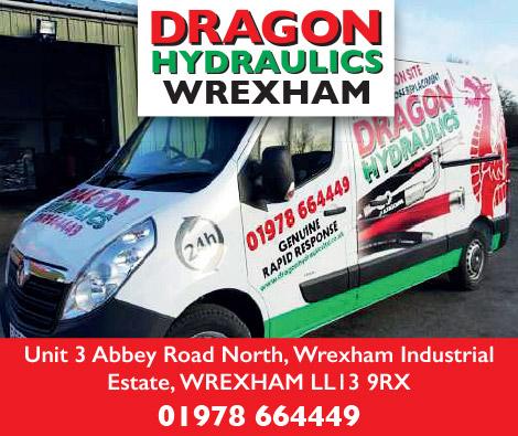 dragon hydraulics wrexham